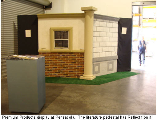 Dryvit systems inc tour across america nashville for Architectural concepts pensacola florida