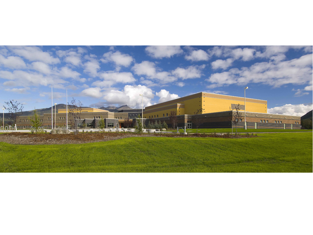 Eagle River High School Anchorage Ak