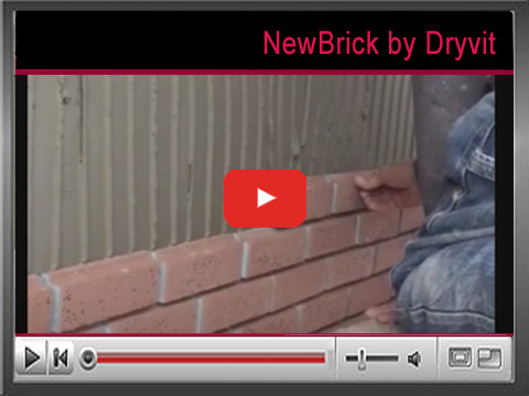 Installing Newbrick By Dryvit Video Image