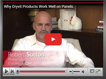 Why Dryvit Products Work Well On Panels